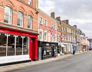 Part of Eton High Street