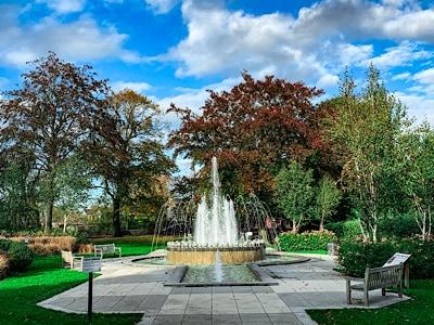 The Jubilee Fountain in Windsor