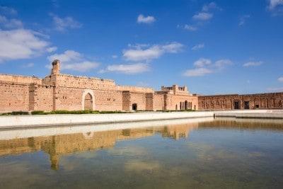 The El Badii Palace Marrakech