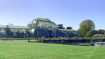 The Palm House in Kew Gardens