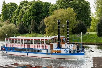 A river cruise - one of the things to do in south west London