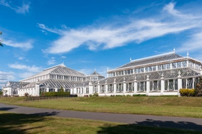 The Temperate House at the Royal Botanic Gardens, Kew