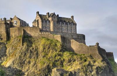 Edinburgh Castle - one of the key things to visit on 3 days in Edinburgh