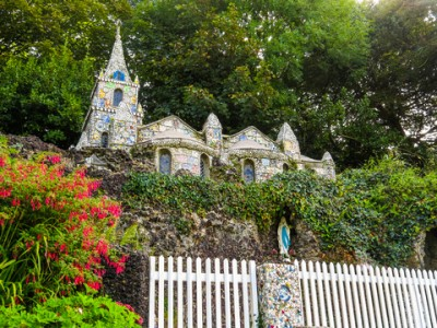 The Little Chapel - one of the top things to do in Guernsey