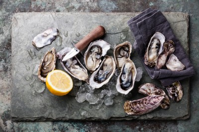 Oysters - you can eat these in Whitstable