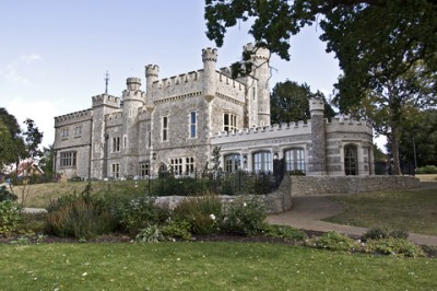 Whitstable Castle - a visit here is one of the things to do in Whitstable